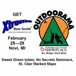 Outdoorama 2016 Novi, Michigan