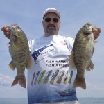 Lake St. Clair Bass Report Memorial Day 2016, Bob Mann