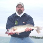 Detroit River Walleye Report Bob Mann 04-02-2016