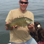 Lake St Clair Bass Report 05-20-2016 Wayne Carpenter