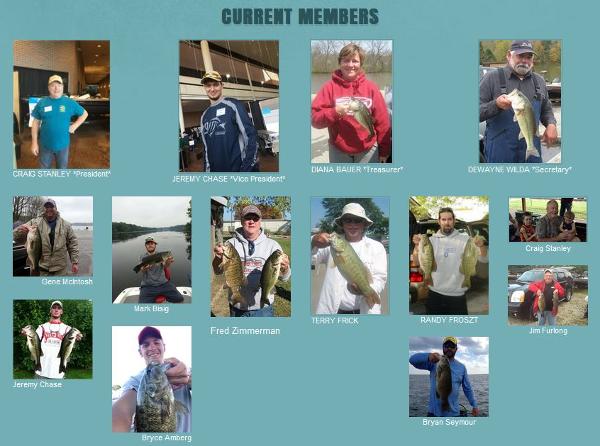 St Joe Valley Bass Members 600