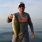 Lake St. Clair Bass Fishing Report 08-21-2017 Elite Week