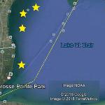 Lake St Clair Bass Fishing Forecast – Spawn 2018