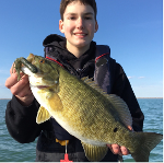 Lake St. Clair Pre-Spawn Smallmouth
