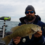 Lake St Clair Fishing Report – October 11, 2019